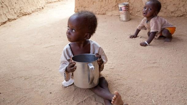 Crisis alimenticia en Sahel, región del Chad. Brendan Bannon.