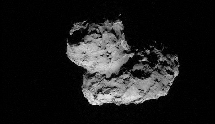 cometa 67P