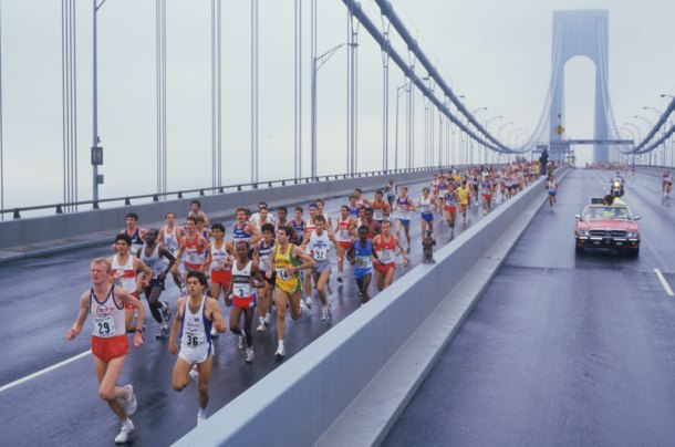 mayores maratones