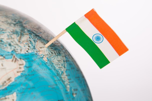 india bandera