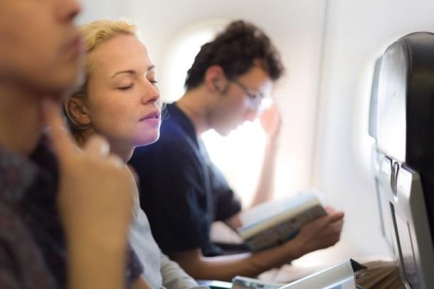Cómo reducir los efectos del Jet Lag