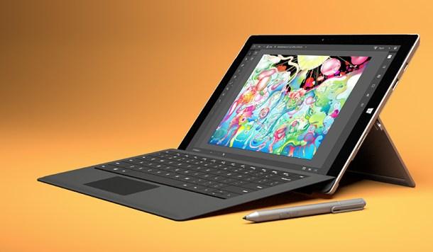 La Surface 3 con su stylus es, probablemente, la opción más versátil para estudiantes.
