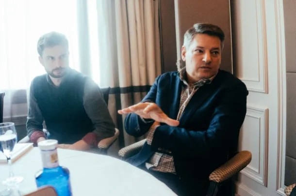 Ted Sarandos. Director Jefe de Contenidos de Netflix