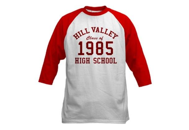 camiseta hill valley