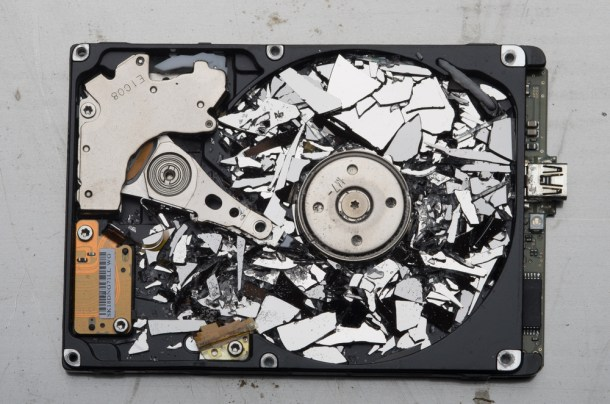 Cuidar tu disco duro externo