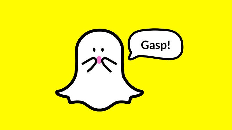 política de privacidad de Snapchat