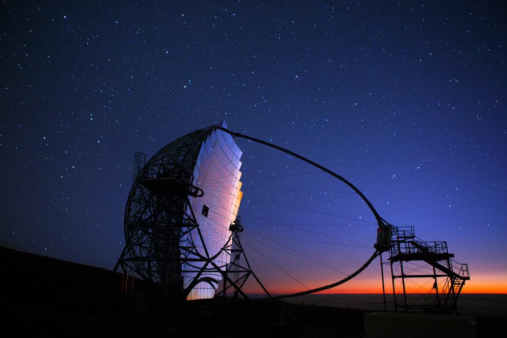 telescopio Cherenkov