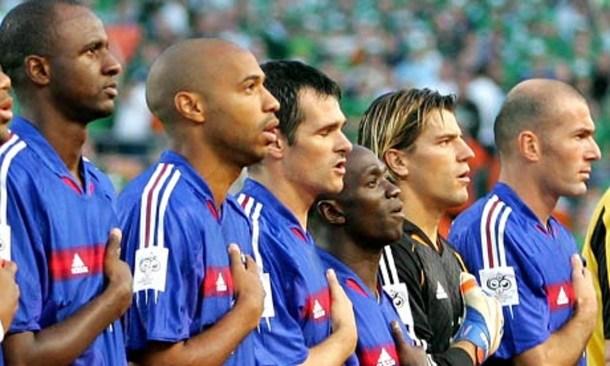 La selección de fútbol francesa es quizá el ejemplo más evidente de la pluralidad étnica que lleva décadas asentada en el país.