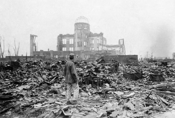 bomba de Hiroshima