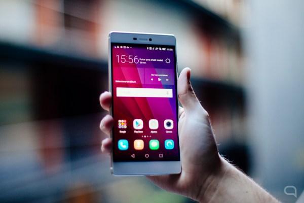 El Huawei P8 supuso un punto de inflexión.