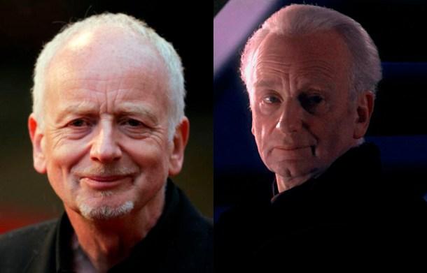 actores de Star Wars