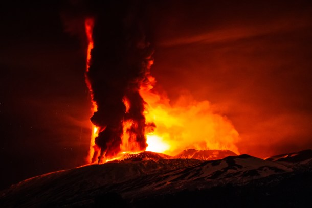 Erupcion Etna 6