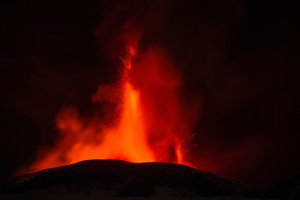 Erupcion Etna 8