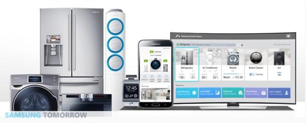 Samsung-Smart-Home