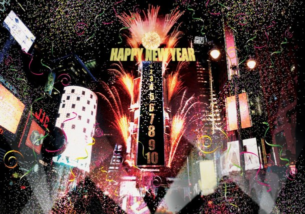 estados unidos año nuevo