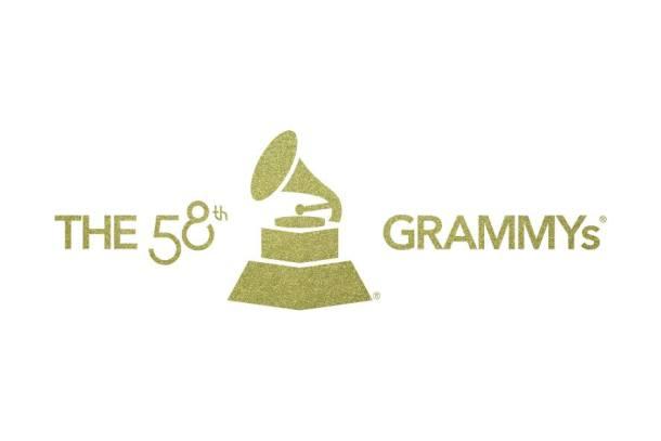 grammys 2016 logo