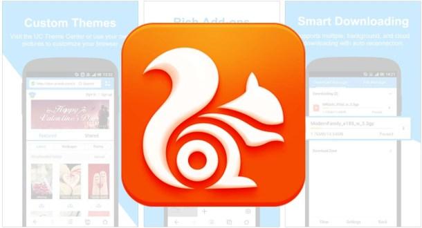UC Browser ya era popular en su versión para Windows desde hace años en China.