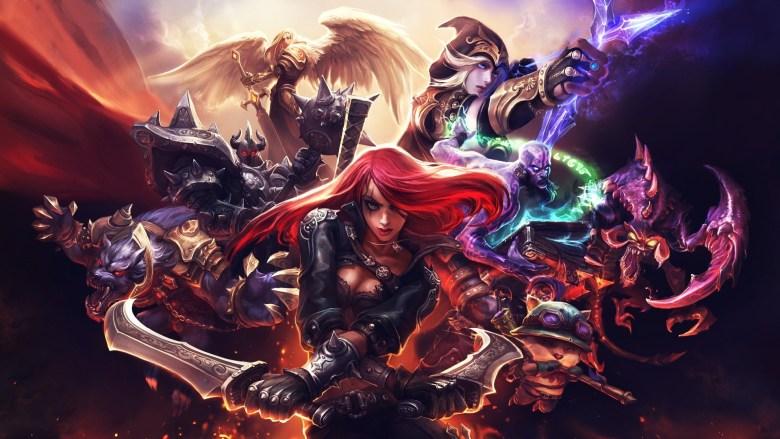 Arte de 'League of Legends' / Riot Games