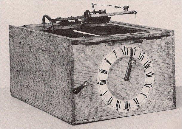 """El """"typographer"""" de William Austin Burt. Precursor de todas las máquinas de escribir."""