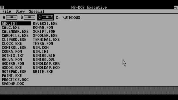 sistemas operativos viejos en el navegador