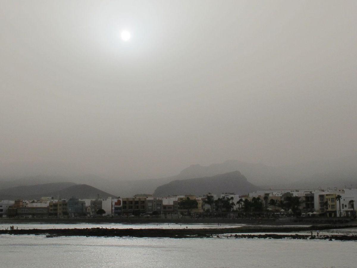 nube de polvo