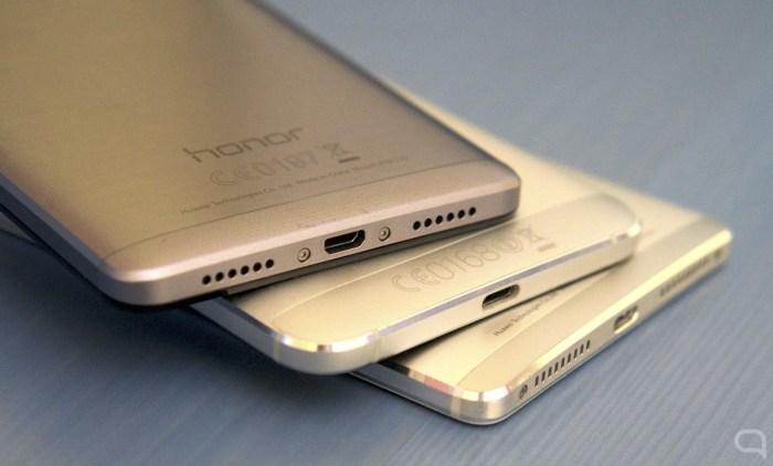 Honor 5X, Huawei Nexus 6P, Huawei Mate 8 — ¿Cuál es el