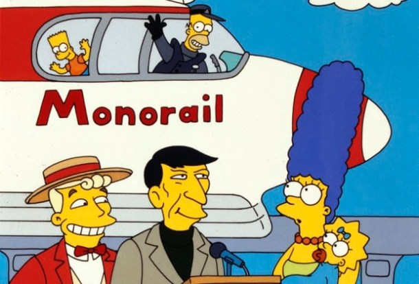 monorail leonard nimoy