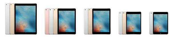 Gama iPad Pro