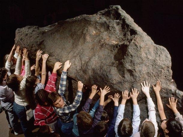 meteoritos más grandes