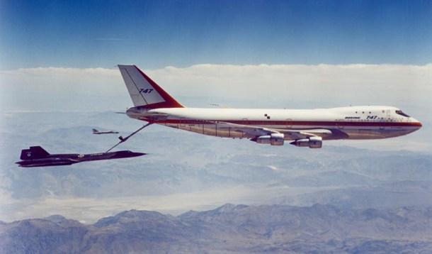 boeing 747 tanker