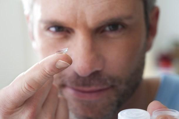 lentes de contacto contra la miopía