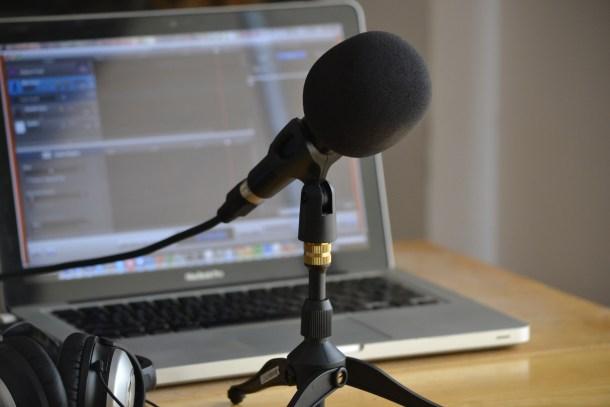 tu propio podcast