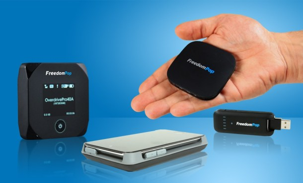 Dispositivos FreedomPop