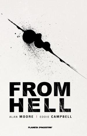 From Hell, portada. Fuente:  CasaDelLibro