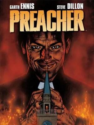 Predicador, portada del 1º tomo. Fuente: Pixelaco