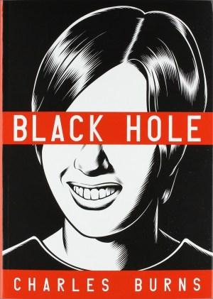 Portada de Black Hole. Fuente: Amazon