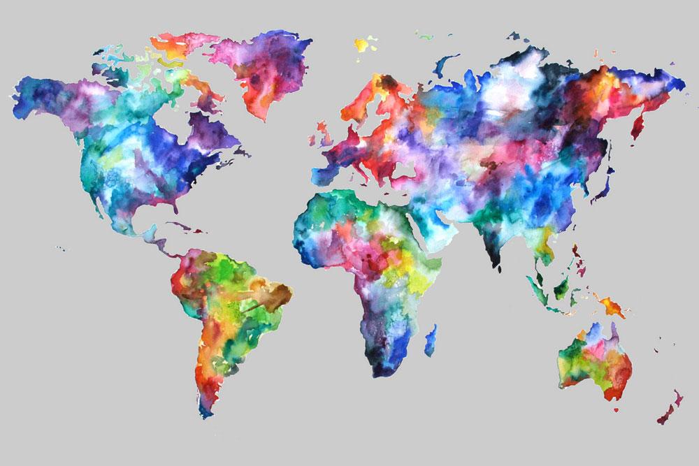 países más nuevos