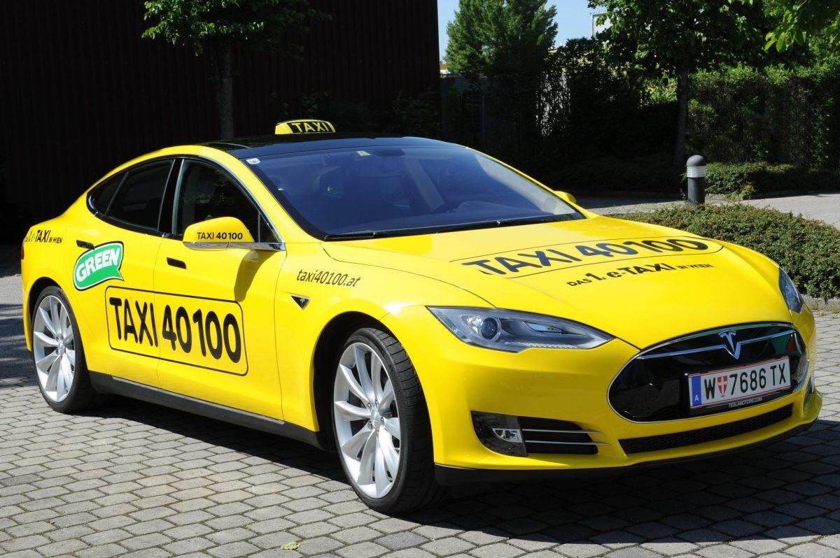 sector del taxi