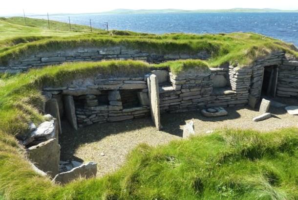 edificios más antiguos del mundo
