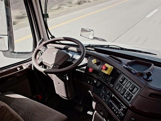 camiones autónomos
