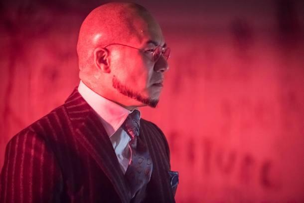Hugo Strange (BD Wong)   FOX