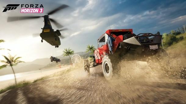 Forza Horizon 3-6