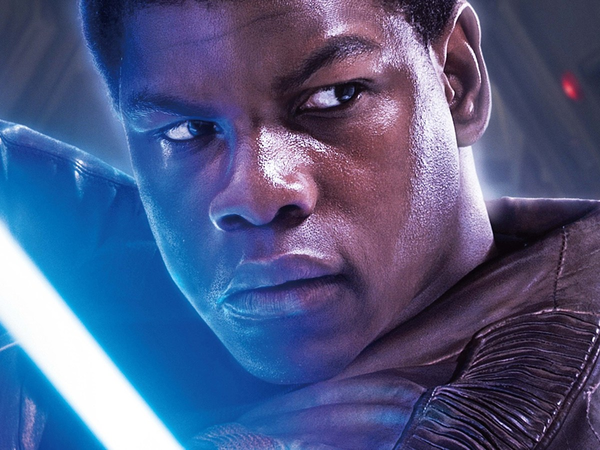 john boyega Star Wars Disney