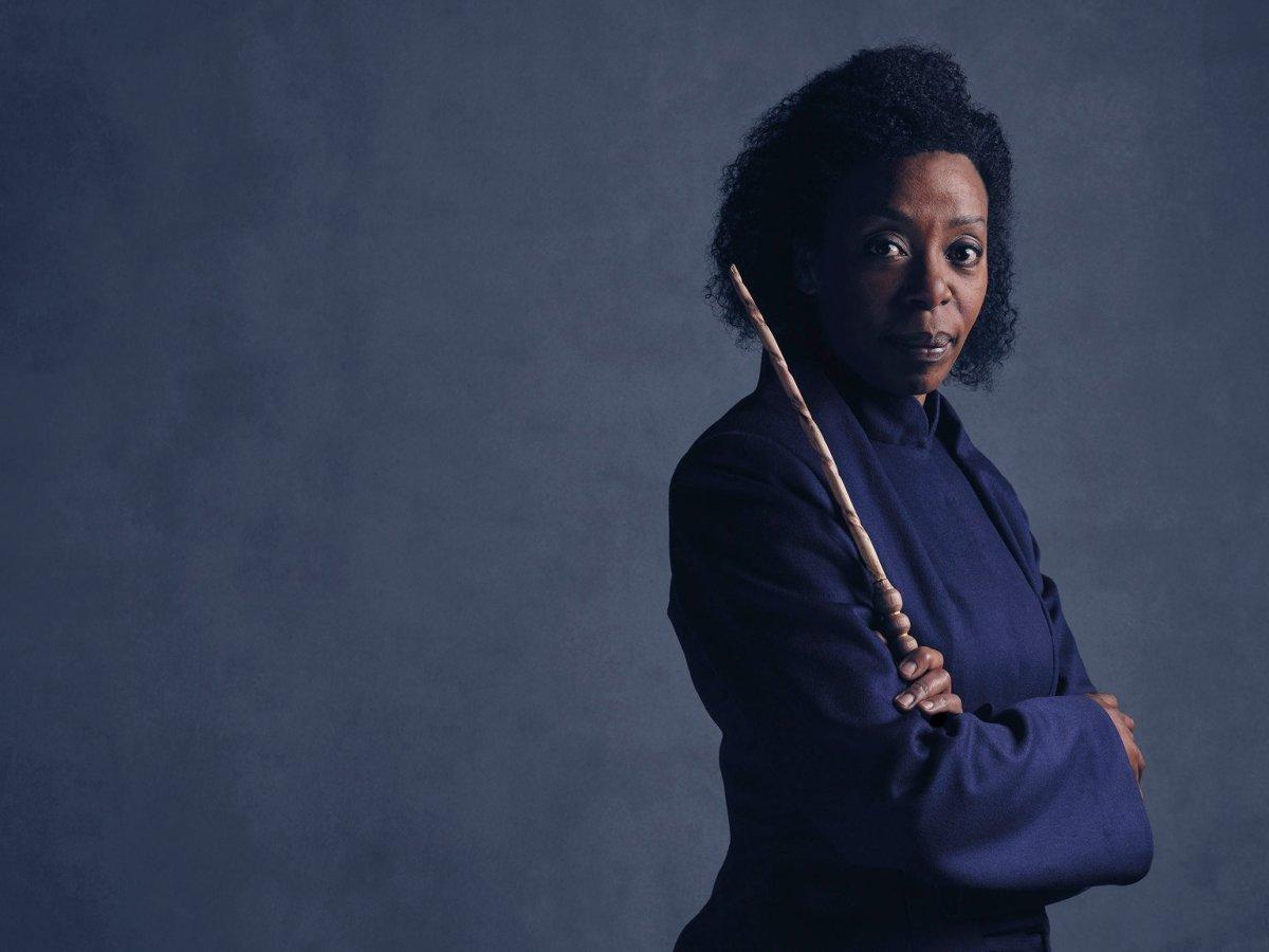 hermione negra j.k. rowling