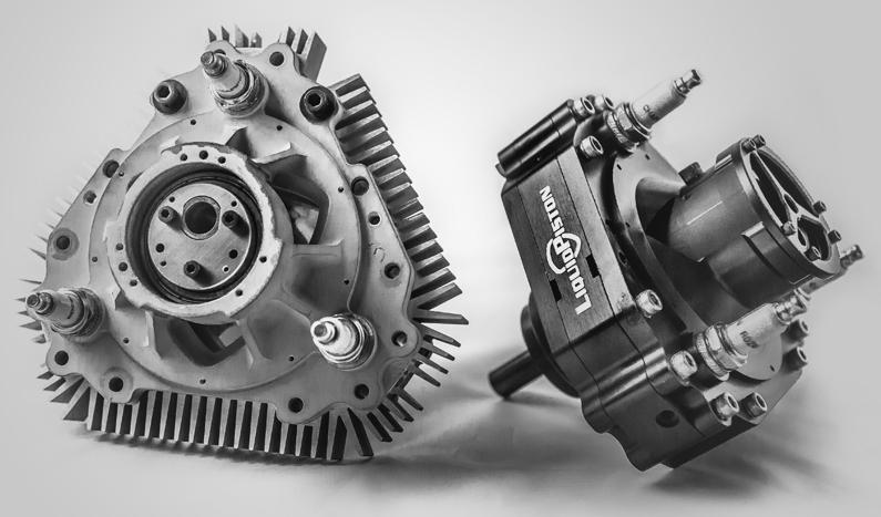 motor que no necesita líquido