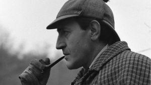Douglas Wilmer como Sherlock Holmes
