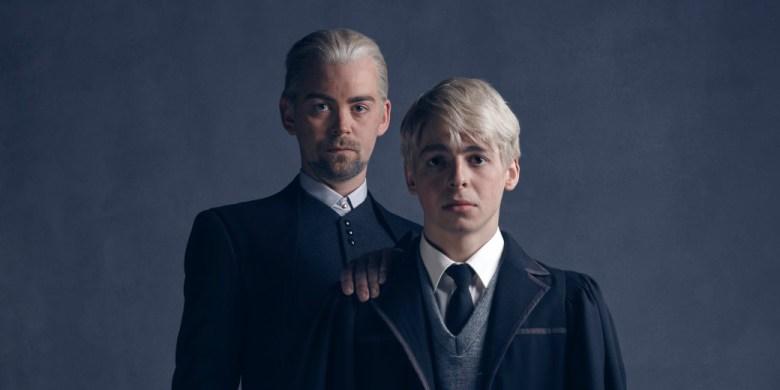 Draco y Scorpius