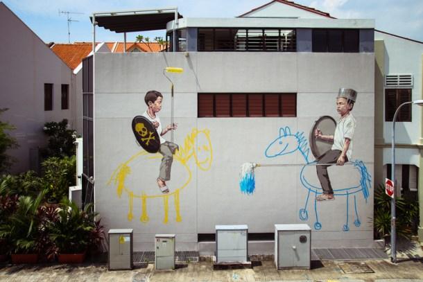 Singapur, 2013.