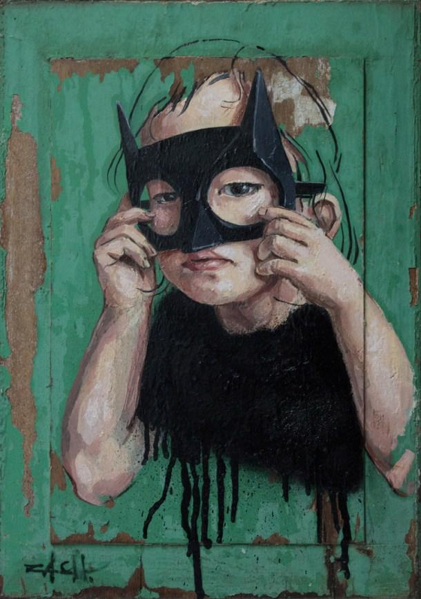Batgirl, 2015.