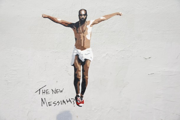 The New Messiah?
